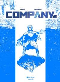 Nicolas Lebra et  Mankho - Companys.