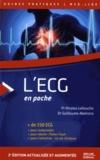 Nicolas Lellouche et Guillaume Abehsira - L'ECG en poche.