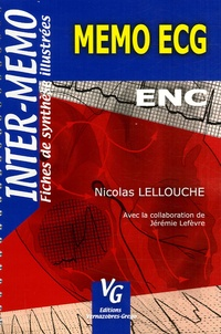 Nicolas Lellouche - Mémo ECG.