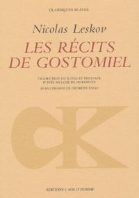 Nicolas Leskov - Les récits de Gostomiel.