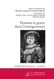 Nicolas Lucas - Femmes et genre dans l'enseignement.
