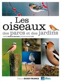 Deedr.fr Les oiseaux des parcs et des jardins - De l'Accenteur mouchet au Verdier d'Europe Image