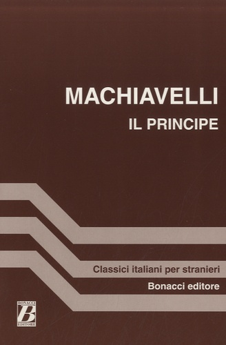 Nicolas Machiavel - Il Principe.