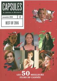 Nicolas Marcadé - 50 meilleurs films de 2016.