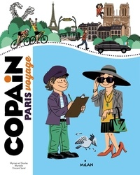 Nicolas Martelle et Myriam Martelle - Copain - Paris - COPAIN DÉCOUVERTES.