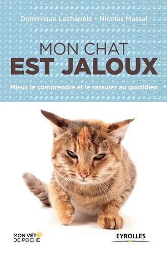 Mon chat est jaloux - 9782212267730 - 6,99 €