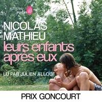 Nicolas Mathieu et Julien Allouf - Leurs enfants après eux.