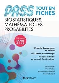 Nicolas Meyer et Daniel Fredon - PASS - Fiches de Biostatistiques, Mathématiques et Probabilités.