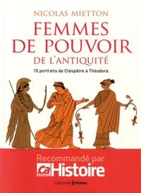 Femmes de pouvoir de lAntiquité - 10 portraits de Cléopâtre à Théodora.pdf