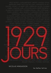 Nicolas Mingasson - 1929 jours - Le deuil de guerre au XXIe siècle.