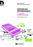 Nicolas Minvielle - Design en entreprises - Les pratiques de gestion du design.
