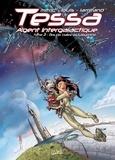 Nicolas Mitric et  Louis - Tessa Agent intergalactique Tome 2 : Les dix dalles du labyrinthe.
