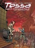 Nicolas Mitric et  Louis - Tessa Agent intergalactique Tome 3 : Beau comme un Diyo.