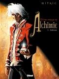 Nicolas Mitric - Ultime voyage en Alchimie Tome 1 : Adrian.