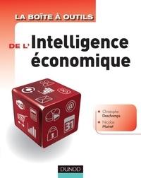 Nicolas Moinet et Christophe Deschamps - La boîte à outils de l'intelligence économique.