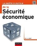 Nicolas Moinet - La boîte à outils de la sécurité économique.