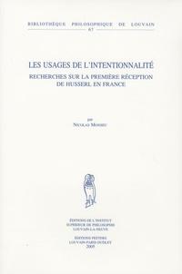Les usages de lintentionnalité - Recherches sur la première réception de Husserl en France.pdf