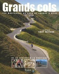Nicolas Moreau-Delacquis - Grands cols - Les montagnes du Tour de France à vélo.