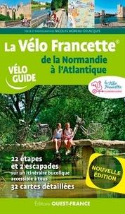Nicolas Moreau-Delacquis - La Vélo Francette - De la Normandie à l'Atlantique - Lavelofrancettedelanorman.
