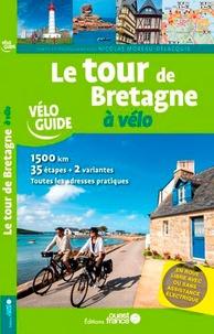 Nicolas Moreau-Delacquis - Le Tour de Bretagne à vélo.