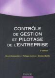 Nicolas Mottis et Philippe Lorino - Contrôle de gestion et pilotage de l'entreprise.