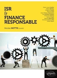 Nicolas Mottis - ISR & Finance responsable.