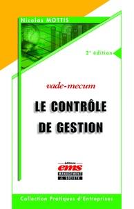 Nicolas Mottis - Le contrôle de gestion.
