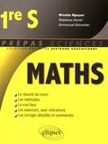 Nicolas Nguyen - Mathématiques 1re S.
