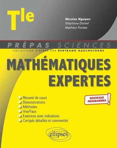 Mathématiques expertes Tle  Edition 2020