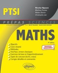 Nicolas Nguyen - Mathématiques PTSI.