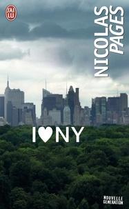 Nicolas Pagès - I love NY.