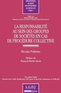 Accentsonline.fr La responsabilité au sein des groupes de sociétés en cas de procédure collective Image