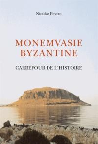 Monemvasie byzantine - Carrefour de lhistoire.pdf