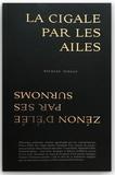 Nicolas Pineau - La cigale par les ailes - Zénon d'Elée par ses surnoms.