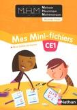 Nicolas Pinel - Mathématiques CE1 Mes Mini-fichiers - Avec Mon cahier de leçons.