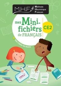 Nicolas Pinel - Méthode heuristique français CE2 - Mes mini-fichiers de français + mon cahier de leçons.