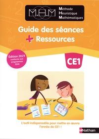 Nicolas Pinel - Méthode Heuristique Mathématiques CE1 - Guide des séances + ressources.