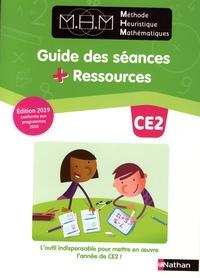 Nicolas Pinel - Méthode Heuristique Mathématiques CE2 - Guide des séances + Ressources.