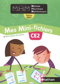 Nicolas Pinel - Méthode Heuristique Mathématiques CE2 - Mes mini-fichiers + mon cahier de leçons.