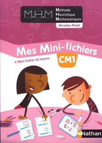 Méthode Heuristique Mathématiques CM1. Mes mini-fichiers + mon cahier de leçons