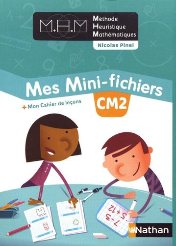 Méthode Heuristique Mathématiques CM2. Mes mini-fichiers + mon cahier de leçons
