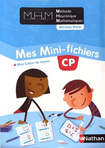 Méthode Heuristique Mathématiques CP. Mes mini-fichiers + mon cahier de leçons