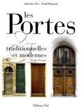 Nicolas Piroux - Portes traditionnelles et modernes - Portes d'Europe.
