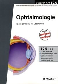 Nicolas Pogorzalek et Marc Labetoulle - Ophtalmologie.