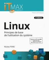 Nicolas Pons - Linux - Principes de base de l'utilisation du système.