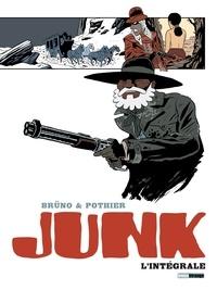 Nicolas Pothier et  Brüno - Junk l'intégrale Tome 1 : Come back.