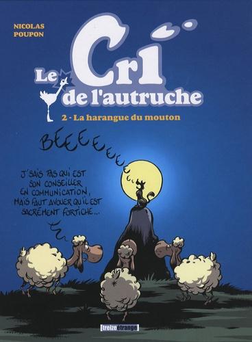 Le cri de l'autruche Tome 2 La harangue du mouton