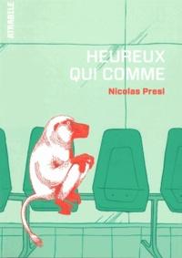 Nicolas Presl - Heureux qui comme.