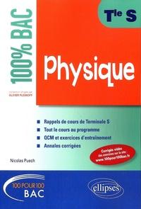 Nicolas Puech - Physique Tle S.