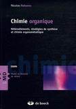 Nicolas Rabasso - Chimie organique - Hétéroéléments, stratégies de synthèse et chimie organométallique.